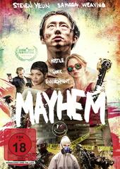 Mayhem - Hostile. Work. Environment. Filmplakat