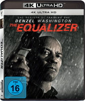 The Equalizer (4K Ultra HD) Filmplakat