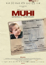 Muhi - Generally Temporary - Filmplakat