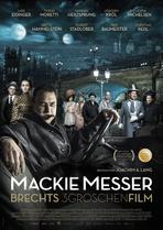 Mackie Messer - Brechts 3Groschenfilm - Filmplakat