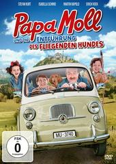 Papa Moll und die Entführung des fliegenden Hundes Filmplakat
