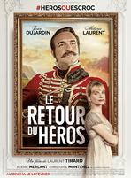 Die Rückkehr des Helden - Filmplakat