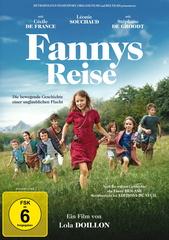 Fannys Reise Filmplakat