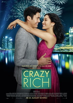 Crazy Rich - Filmplakat