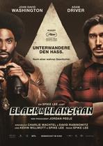 BlacKkKlansman - Filmplakat