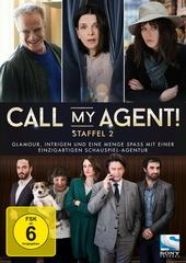 Call My Agent - Staffel 2 (2 Discs) Filmplakat