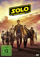 Solo: A Star Wars Story Filmplakat