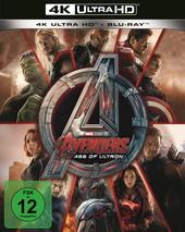 Avengers: Age of Ultron (4K Ultra HD + Blu-ray) Filmplakat