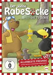 Der kleine Rabe Socke - Die TV-Serie 9: Allerbeste Freunde Filmplakat