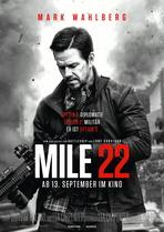 Mile 22 - Filmplakat