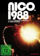 Nico, 1988 (OmU) Filmplakat