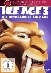 Ice Age 3 - Die Dinosaurier sind los Filmplakat