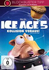 Ice Age 5 - Kollision voraus! Filmplakat