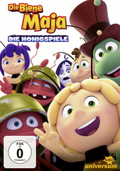 Die Biene Maja - Die Honigspiele Filmplakat