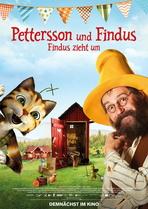 Pettersson & Findus: Findus zieht um - Filmplakat