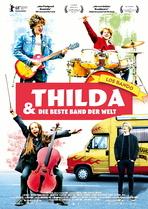 Thilda & die beste Band der Welt - Filmplakat