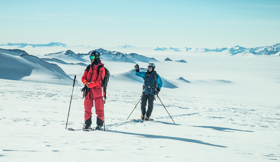 No Man's Land - Expedition Antarctica Kinostart 13.10.2018, Österreich 2018