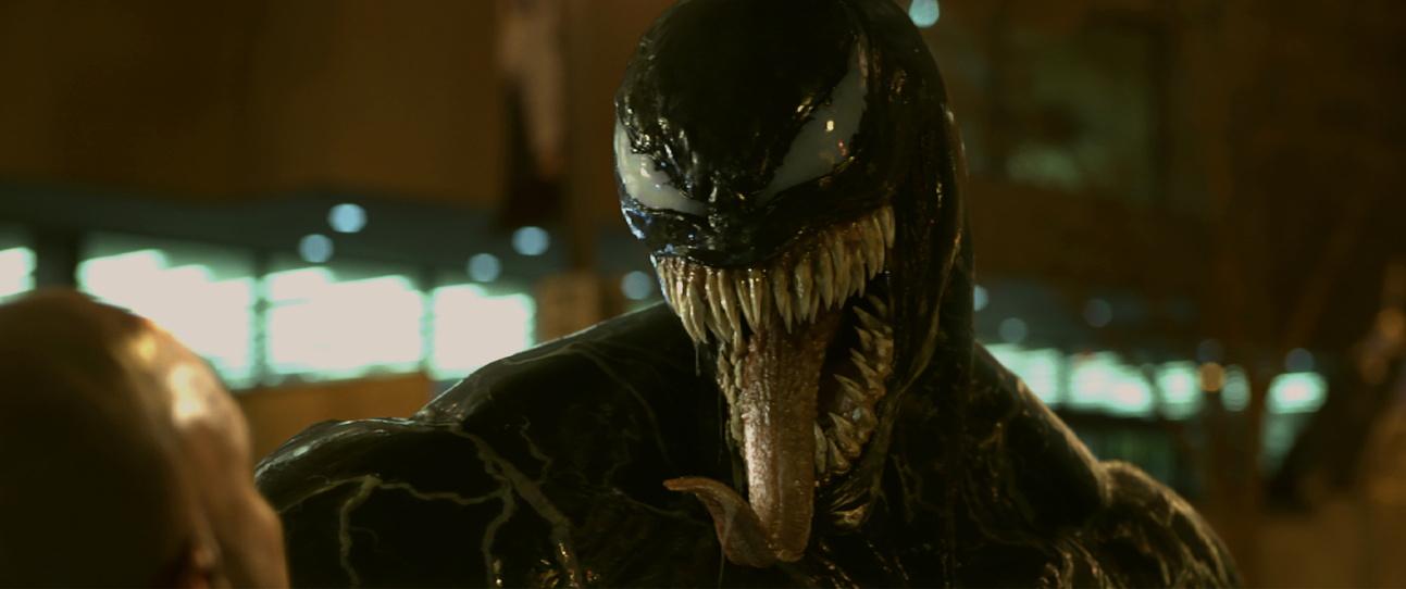 Venom Kinostart 03.10.2018, USA 2018, 3D