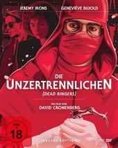 Die Unzertrennlichen (+ 2 DVDs) Filmplakat