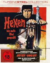 Hexen bis aufs Blut gequält (Turbine Steel Collection Limited Edition +DVD) Filmplakat