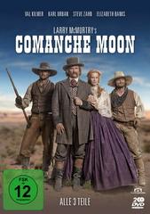Comanche Moon - Alle 3 Teile (2 Discs) Filmplakat