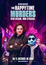 The Happytime Murders - Filmplakat