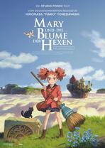 Mary und die Blume der Hexen - Filmplakat