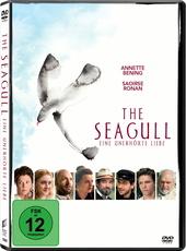 The Seagull - Eine unerhörte Liebe Filmplakat