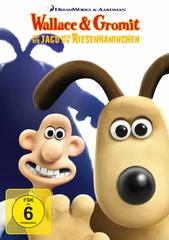 Wallace & Gromit auf der Jagd nach dem Riesenkaninchen Filmplakat