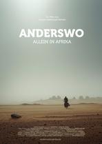 Anderswo. Allein in Afrika - Filmplakat