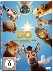 Bo und der Weihnachtsstern Filmplakat