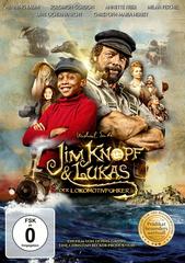 Jim Knopf & Lukas der Lokomotivführer Filmplakat