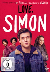 Love, Simon Filmplakat