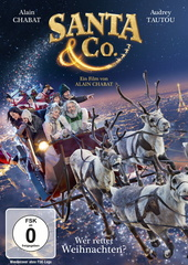 Santa & Co. - Wer rettet Weihnachten? Filmplakat