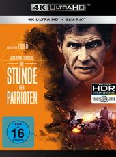Die Stunde der Patrioten (4K Ultra HD + Blu-ray) Filmplakat