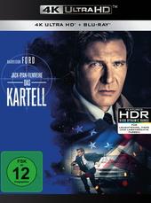 Das Kartell (4K Ultra HD + Blu-ray) Filmplakat