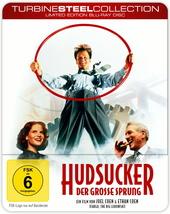 Hudsucker - Der große Sprung (Turbine Steel Collection) Filmplakat