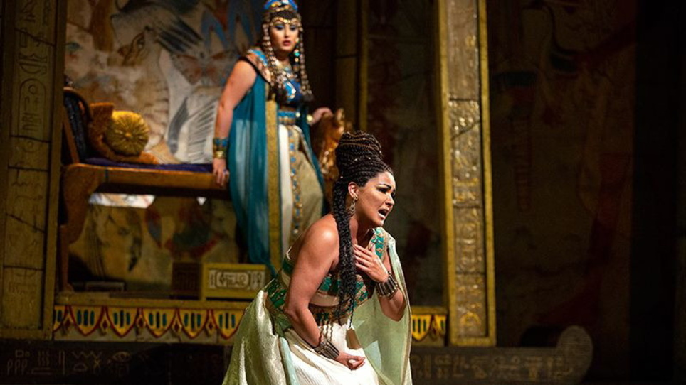 Aida - Verdi (live MET 2018) Verdi, Giuseppe - Aida (MET 2018), Kinostart 06.10.2018, USA 2018