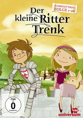 Der kleine Ritter Trenk - Komplettbox Folge 1-26 (6 Discs) Filmplakat