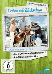 Astrid Lindgren: Ferien auf Saltkrokan Spielfilm-Edition (5 Discs) Filmplakat