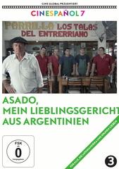 Asado, mein Lieblingsgericht aus Argentinien (OmU) Filmplakat