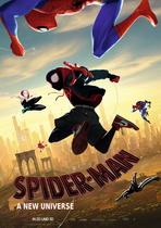 Spider-Man: A New Universe - Filmplakat