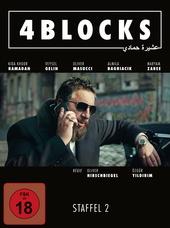4 Blocks - Die komplette zweite Staffel (3 Discs) Filmplakat