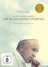 Papst Franziskus - Ein Mann seines Wortes Filmplakat