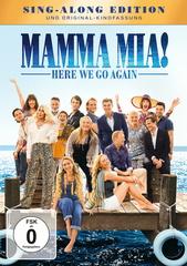 Mamma Mia! Here We Go Again Filmplakat