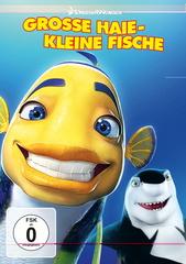 Große Haie - kleine Fische Filmplakat