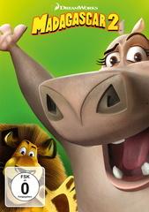 Madagascar 2 Filmplakat