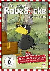 Der kleine Rabe Socke - Die TV-Serie 10: Der Schatzkistentag Filmplakat