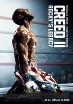 Creed II - Filmplakat