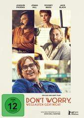 Don't Worry, weglaufen geht nicht Filmplakat